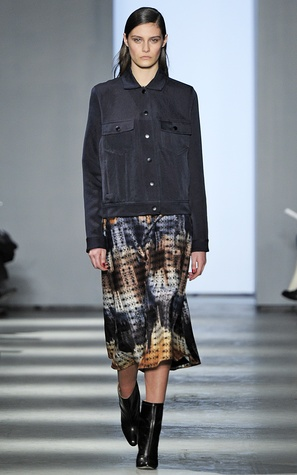 Wes Gordon look 12 fall 2014 collection