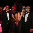 Tuts Gala 2015 Photo 11: TUTS' Chariman Greg Harper & Lisa Foronda and Molly & Greg Bobrow