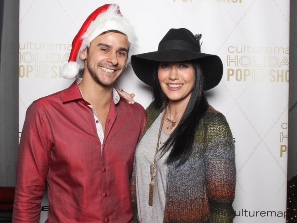 20 Smilebooth CultureMap Pop-Up Shop December 2014