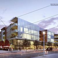 Plaza Saltillo rendering