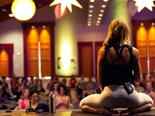 Lululemon Athletica, yoga pants, see-through