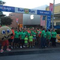 Schlotzky's 34th Annual Bun Run to Benefit JDRF