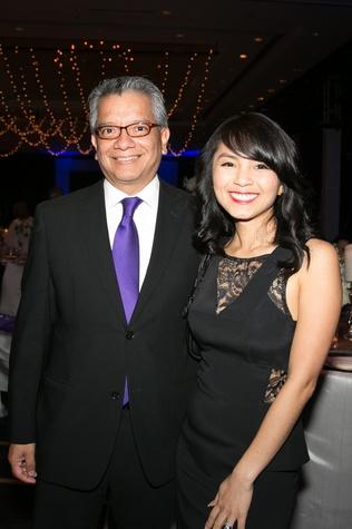 HAWC Gala, May 2015, David Ruiz, Van Ngo