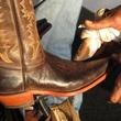 12, RodeoHouston, Larry White, boot shiner