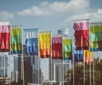 Austin City Limits Festival ACL Fest 2017 Weekend 1 Flags