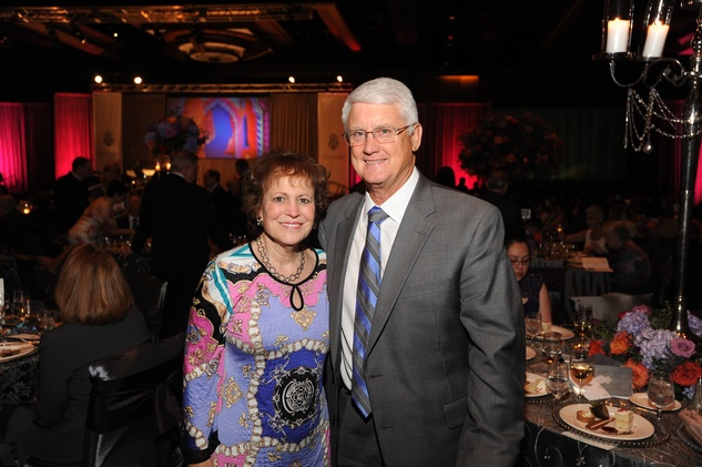 Houston, Tapestry Gala, May 2015, Regina Rogers, Jim Bankston