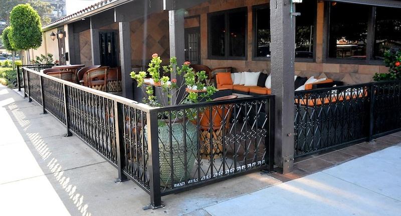Pico's Mex-Mex bar patio