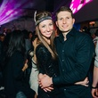 Victoria Young and Chase Hensley at New Year's Eve at Local Pour January 2015