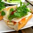 Tofu banh mi at Mot Hai Ba restaurant in Dallas