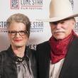 Dashelle Murrin and Stephen Murrin, Jr. at Lone Star Film Festival Ball