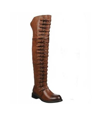 amazon Luichiny Women's True Fit Flat Boot