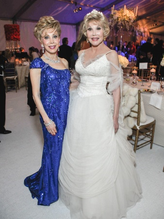 0025, Houston Symphony Ball, March 2013, Margaret Alkek Williams, Joanne King Herring