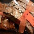 Pondicheri chocolate coffee almond biscotti