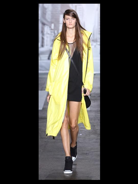 2, Clifford, Fashion Week spring 2013, DKNY, BLACK SPACE