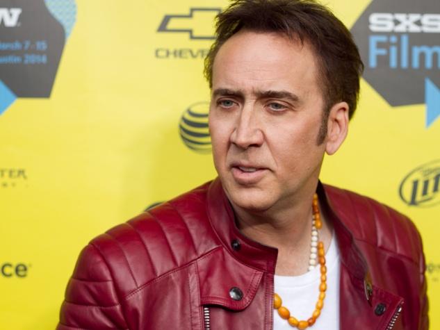 SXSW Joe Premiere Nicolas Cage