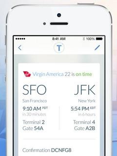 Traxo travel app