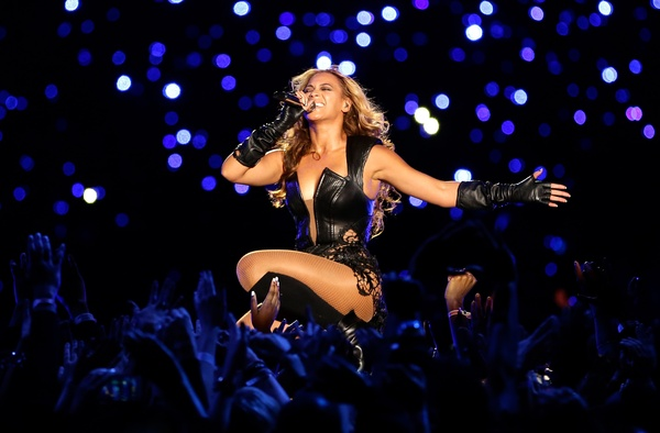 Beyonce Super Bowl