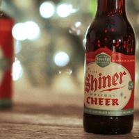 Shiner Cheer beer