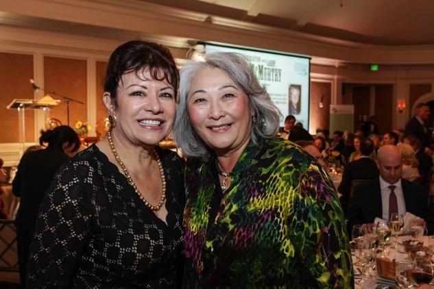 News, Center for Houston's Future, Irma Diaz Gonzalez, Donna Cole, Nov. 2014