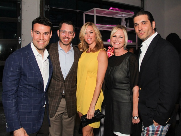 Mark Giambrone, Ted Hoffman, Hallie Alford, Michelle Moussa, Alfonso Montiel, Bespoke