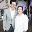 Scott Gottlich, John Tesar, CultureMap Dallas Tastemaker Awards