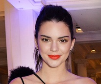 Houston, ponytail hair style, July 2017, Kendall Jenner