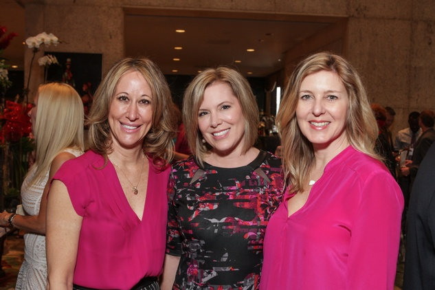 20 Teena Davis, from left, Casey Currey and Renea Locke at the Best Friends Brunch benefiting aniMeals on Wheels February 2015