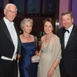 2991 Dr. John Mendelsohn and Anne Mendelsohn, from left, and Ginny and Richard Mithoff at the Houston Symphony Centennial Ball May 2014