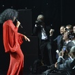 Diana Ross at Louvre party June 2013