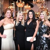 Jungle Book Gala, Alexa Bode, Casey Sailer, Tiffany LaRose, Audrey Miller