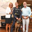 K9s4Cops party, July 2016, Desiree Lonsway, Dept. Shawn Brown, Phil Lonsway