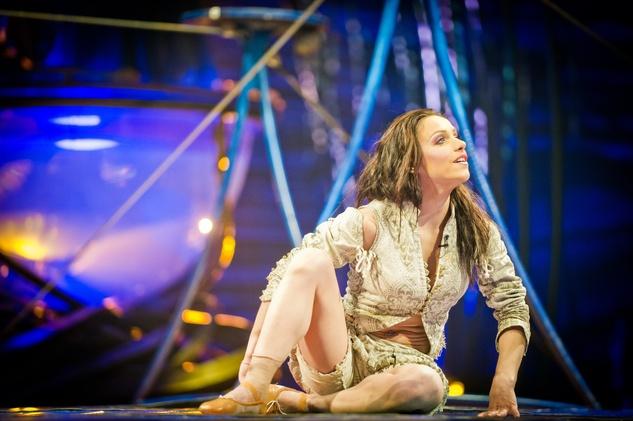 Cirque du Soleil Amaluna February 2015 Character Miranda