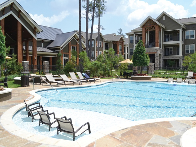 Best Apartments In Houston 4 New Rental Complexes Named Tops Culturemap Houston