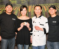 News_best bites_RodeoHouston_Sage 400_Best Bites_RodeoHouston 2010_Ricky Cheung_Angie Want_Teddy Want_Minh Pham