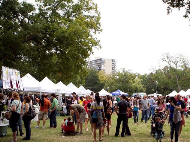 Texas State Veggie Fair