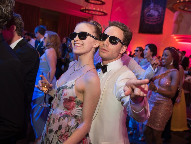 Houston, Ballet Ball social story, March 2017, Bridget Kuhns, Oliver Halkowich