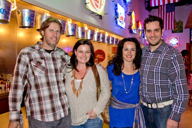 David Spencer, Kate Murphy, Erin Murphy, Diego Martinez