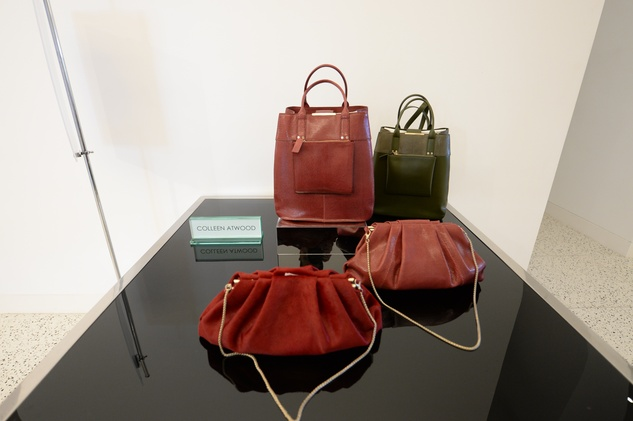 News, Shelby, Colleen Atwood handbags, March 2015, Colleen Atwood, Fady Armanious