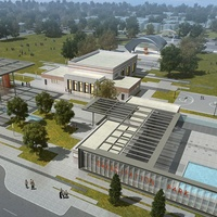 10, Emancipation Park, rendering