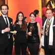 Edward Payne, Alma Carrillo, Iraida Rodríguez-Negrón, Leo Crowley, Meadows Reception