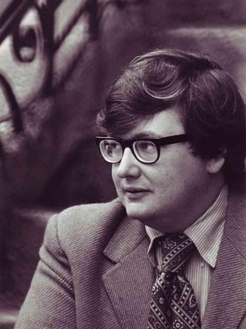 Roger Ebert, very young