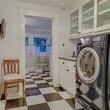 Laundry room at 701 S. Clinton Ave.