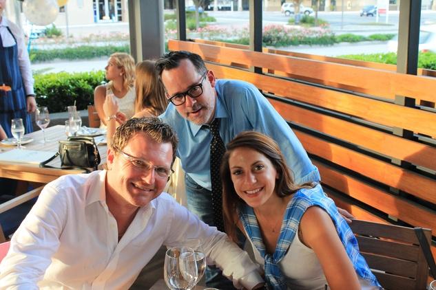News, Shelby, Omar Pereny's 21st birthday, July 2015, Martin Hristov, James Brock and Lauren Hristov