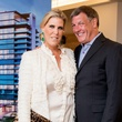 Houston, The River Oaks High Rise Preview Party, June 2015, Courtney Hopson; Neal Hamil