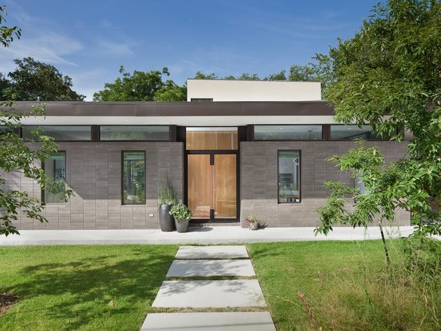 AIA Austin Homes Tour 2014 Stuart Sampley Architect