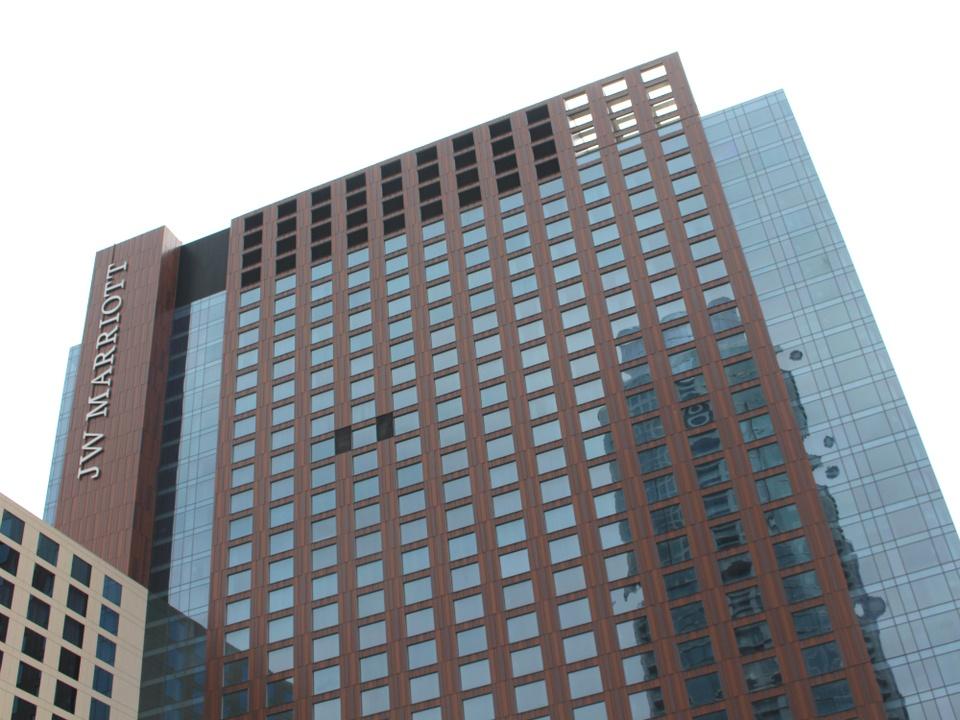 JW Marriott Austin - December 8 2014
