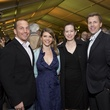 Scott and Erin Meyers, from left, and Robyn and Pete Underwood  at the Memorial Park Conservancy benefit February 2015