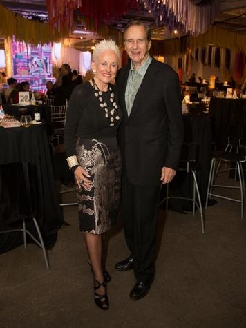 Barbara Daseke, Don Daseke, Dallas Contemporary Alive for 35