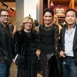 News, Shelby, Dolce & Gabbana dinner, Nov. 2015, Greg Fadell, Barbara Davis, Duyen Nguyen, Andrew Huynh