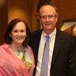 News, Shelby, Symphony underwriter dinner, April 2015, Chrissy and Mike Doherty